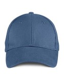 136 Anvil Solid Brushed Twill Cap