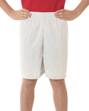 2207 Badger Youth Six Inch Inseam Mesh/Tricot Short