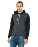3719 Bella + Canvas Unisex Sponge Fleece Pullover Hooded Sweatshirt