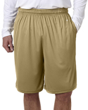 4119 Badger Adult Ten Inch Inseam B-Core Performance Short with Pockets