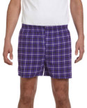4970E Robinson Apparel Flannel Short