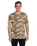 939 Anvil Midweight Camouflage T-Shirt