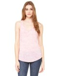 B8805 Bella + Canvas Ladies' Flowy V-Neck Tank