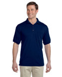 G890 Gildan Adult 50/50 Jersey Polo with Pocket